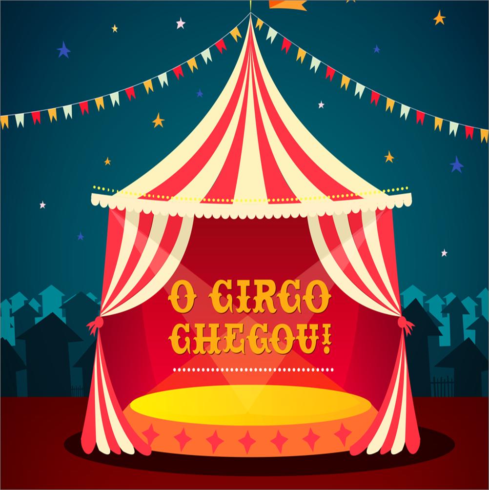 Resultado de imagem para circo