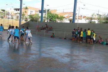 CEU Espaço Esperança - Projeto Esporte e Cidadania