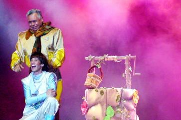 Meu Pequeno Principe - Teatro Sia Santa